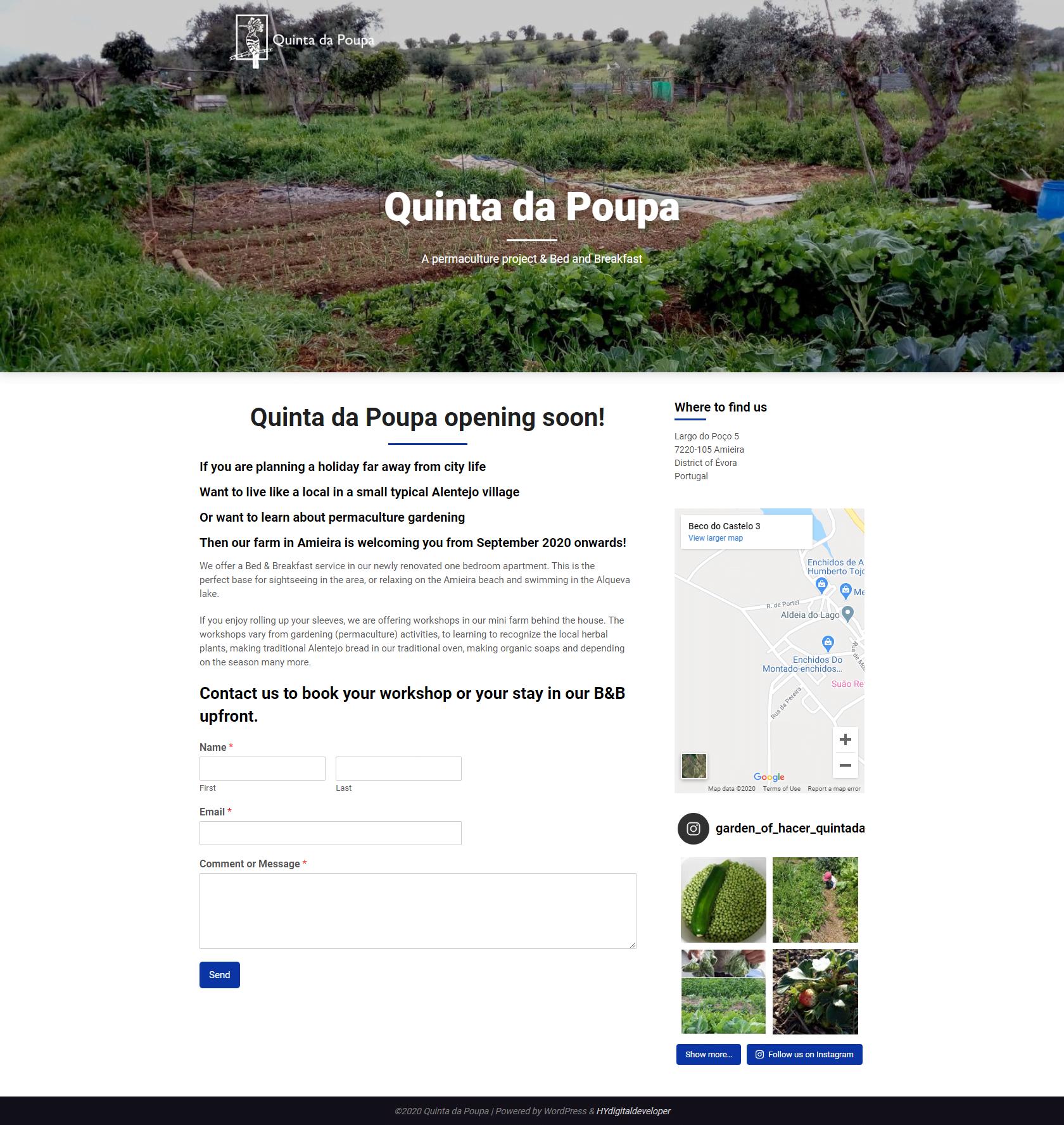Quinta da Poupa screenshot